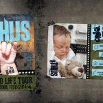Geboortekaartje Thijs
