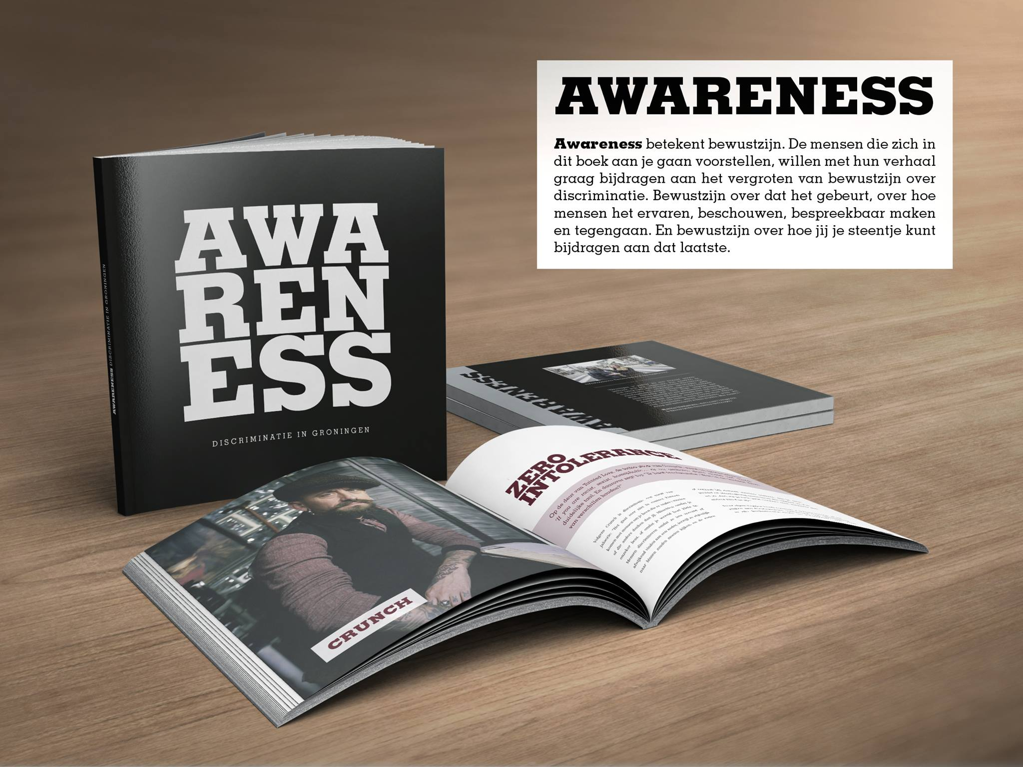 Awareness boek